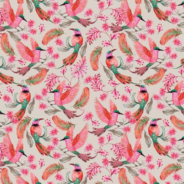 Kleurrijk behang | Motiflow