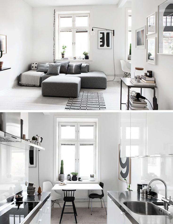 10 Key Features Of Scandinavian Interior Design // Maximize Natural Light     Because Itu0027s Part 41