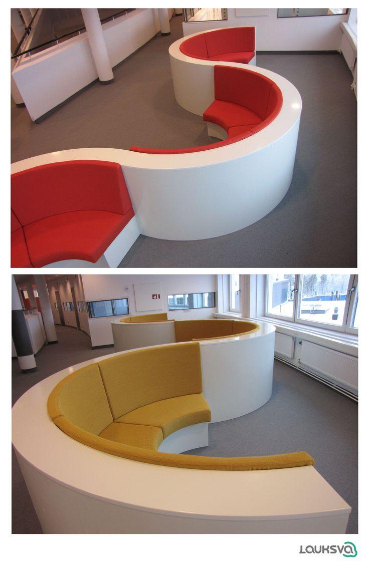 Non-standard project  #lauksva #įsipatogink #restaurant #furnitureproject #furnitureproduction #softbench #softbenchseat