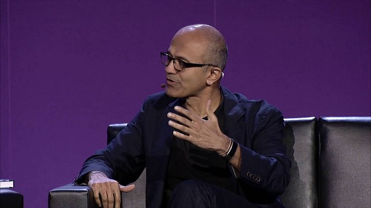 Intelligent agents, augmented reality & the future of productivity - Satya Nadella, CEO, Microsoft https://www.youtube.com/watch?v=cirOgIeN8zY