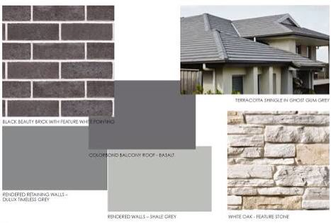 Basalt roof and timeless grey?