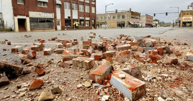 Fracking Has Made Oklahoma As Earthquake-Prone As San Francisco