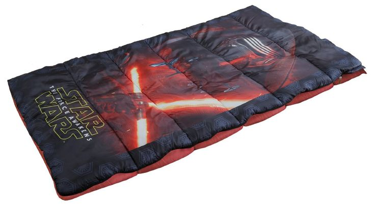 Exxel Star Wars Sleeping Bag ** You can get additional details, click the image : Camping sleeping bags
