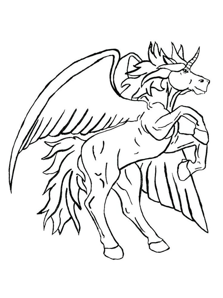 free printable unicorn head coloring pages. Unicorns are