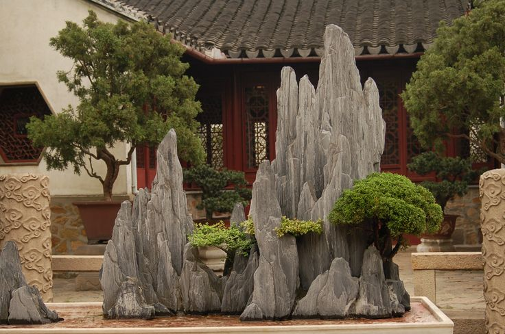 Lingering Garden, Suzhou, China - pic by Terrie Purkey 2008
