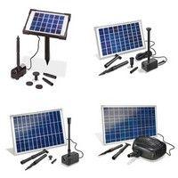 Kit pompe solaire bassin ou fontaine au soleil direct
