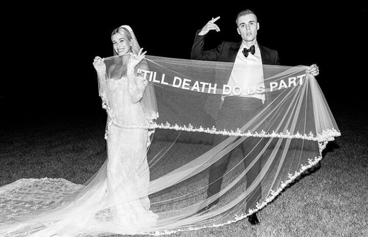 Follow me for more pics Pinterest - @emeraldhill | Hailey bieber wedding,  Wedding, Wedding day