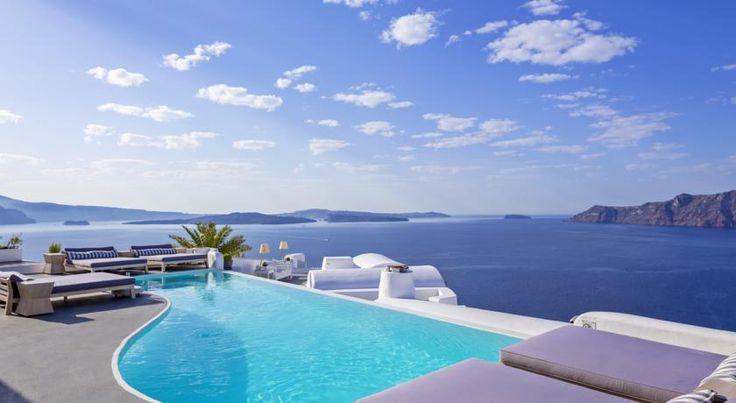 awesome Топ-10 отелей Санторини Греция: незабываемый отдых на древнем острове в Эгейском море