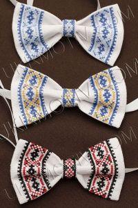 "Краватка-метелик ""Українська"""