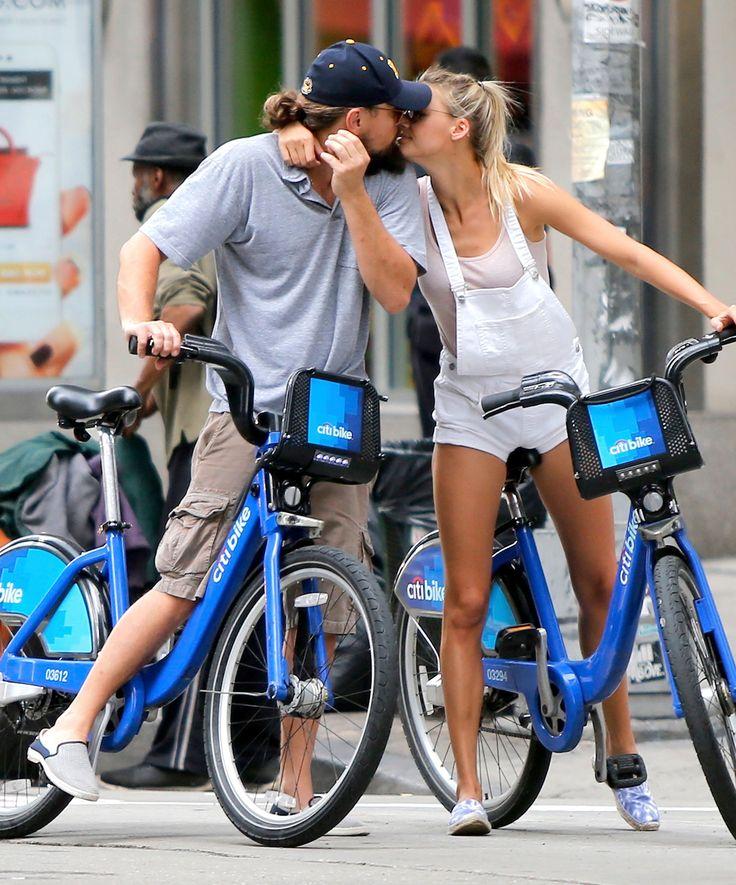 Leonardo DiCaprio Continues to Find Love on a Citi Bike - Vogue