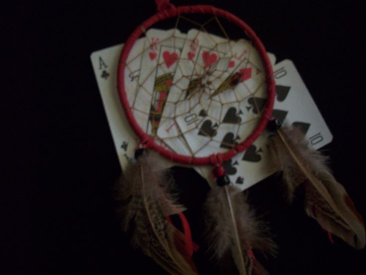 Dreamcatching cards
