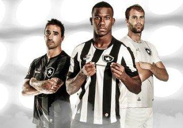 Botafogo 2016/17 Topper Home and Away Kits