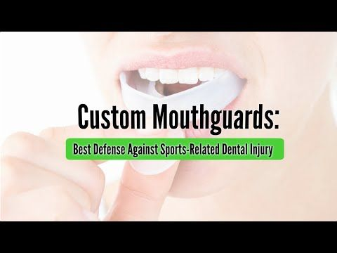 Custom Mouthguards: Best Defense Against Sports-Related Dental Injury www.bondidental.com.au