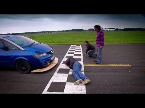 Top Gear Challenge | Renault Avantime Tuning Challenge