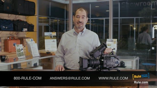 John Rule gives a hands-on look at the new Sony PXW-FS7 II and the 18-110mm Zoom Lens in the latest IN THE SHOWROOM video. What does he like most about the new FS7 II? Locking Sony E-Mount with the ability to use larger, heavier lenses; Variable ND filter which allows you to set it to specific increments or to automatic for smooth transitions; 4 additional user buttons; and Rec-2020 color space as an option. Watch to learn more!