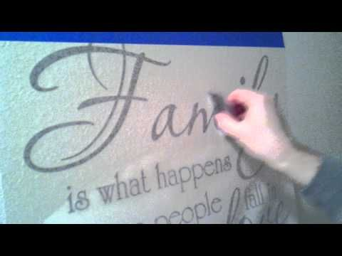 Best DIY Vinyl Wall Decals Images On Pinterest Vinyl Wall - How to make vinyl wall decals with silhouette cameo