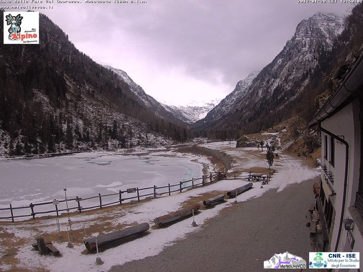 Webcam - Lago delle Fate - Macugnaga (VB) + Meteo - IvanPerciballi.com