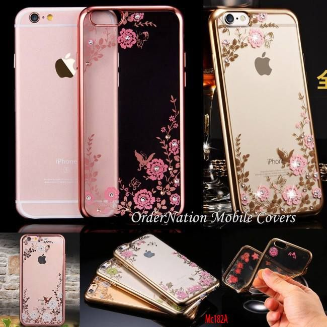 Mc182A Rs 999 ( Cash on Delivery ) Stylish Electroplated Flowers Soft TPU Cover For Smartphones Available Models: #iPhone 5 5s( 6 6s 6 Plus 6s Plus 7 7 Plus Golden colur Ava) #Samsung  S3 Golden colur Ava) Grand Prime G530 ( J510 J710    Golden colur Ava)      S6 S6 Edge S6 Edge Plus S7 S7 Egde. # Huawei P8 Lite P9 Lite Golden colur Ava) # Oppo A31  A37F1 F1s Golden colur Ava)  Colors: Golden Rose Gold. To place your order:  1. Whatsapp or sms: 03064744465 or  2. Inbox us or 3. Visit…