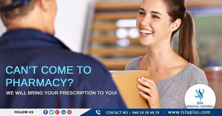#Can't #come #to #pharmacy? #We #will #bring #your #prescription #to #you! #Get 20% #Discount #Free #Home #Delivery #ISTA #MEDICAL #GENERAL #ISTAPLUS http://www.istaplus.com