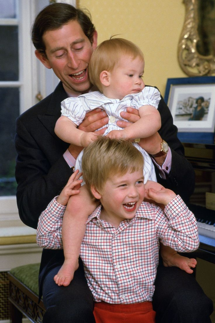 These Portraits Show How Much the Royals Changed Through