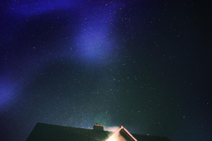 starry skies // by @picsart artist @cookie1604