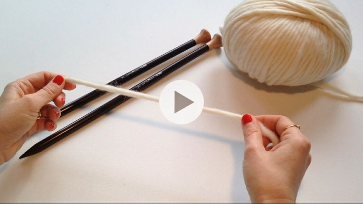 Video http://www.thewoolcollection.com #thewoolcollection #knitting