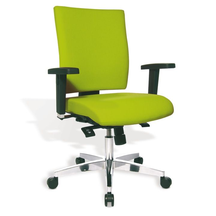 Ergonomischer Bürostuhl in grün | schultz.de