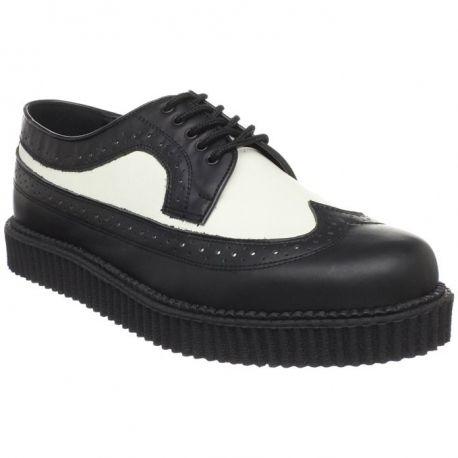 Acheter paire de chaussures hommes rockabilly, découvrez les