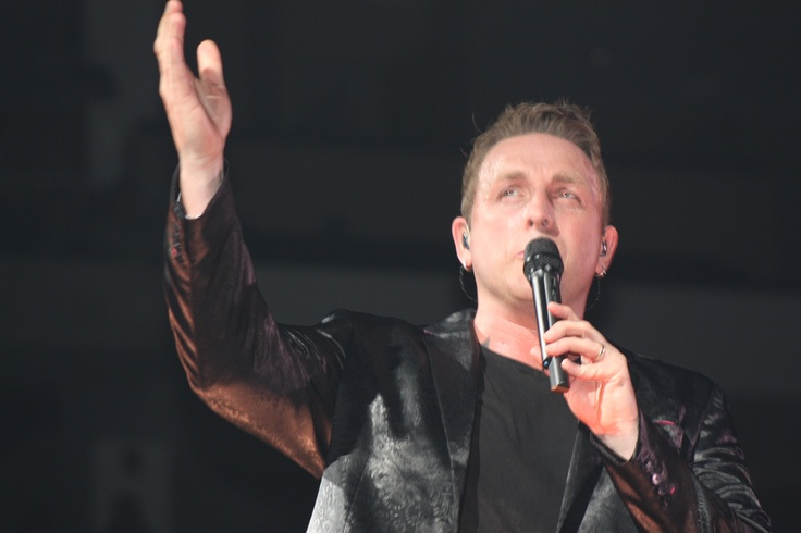 Johnny Reid 2012