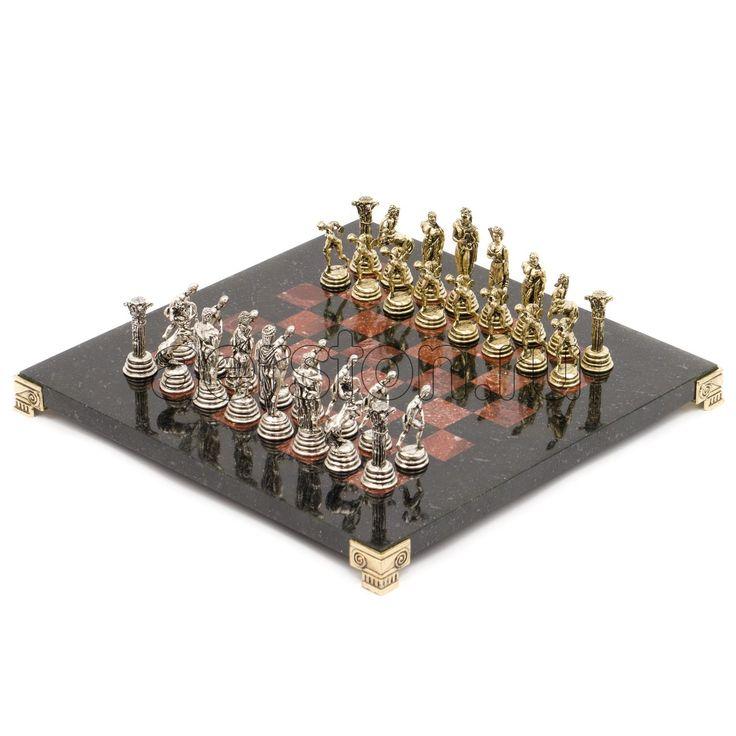#Шахматы #АНТИЧНЫЙСПОРТ (змеевик, креноид) > http://aerston.ru/catalog/shakhmaty/ При изготовлении шахмат использовались материалы: #змеевик, #креноид, #бронза. Габаритные размеры: 28 х 28 х 2,5 см. Данное изделие укомплектовано: подарочной коробкой. #шахматыигракоролей #шахматыинарды #шахматырезные #шахматыиздерева #игра #играть #играювшахматы #играем #играю #шах #мат #шахимат #пешки #король #королева #ферзь #слон #подарок #aerston #интернетмагазин #спорт #шахматытожеспорт #подарки…