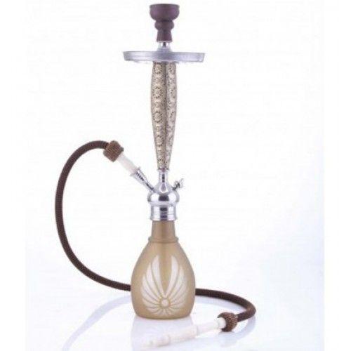 Vodná fajka Aladin Bangkok 69 cm zlatá