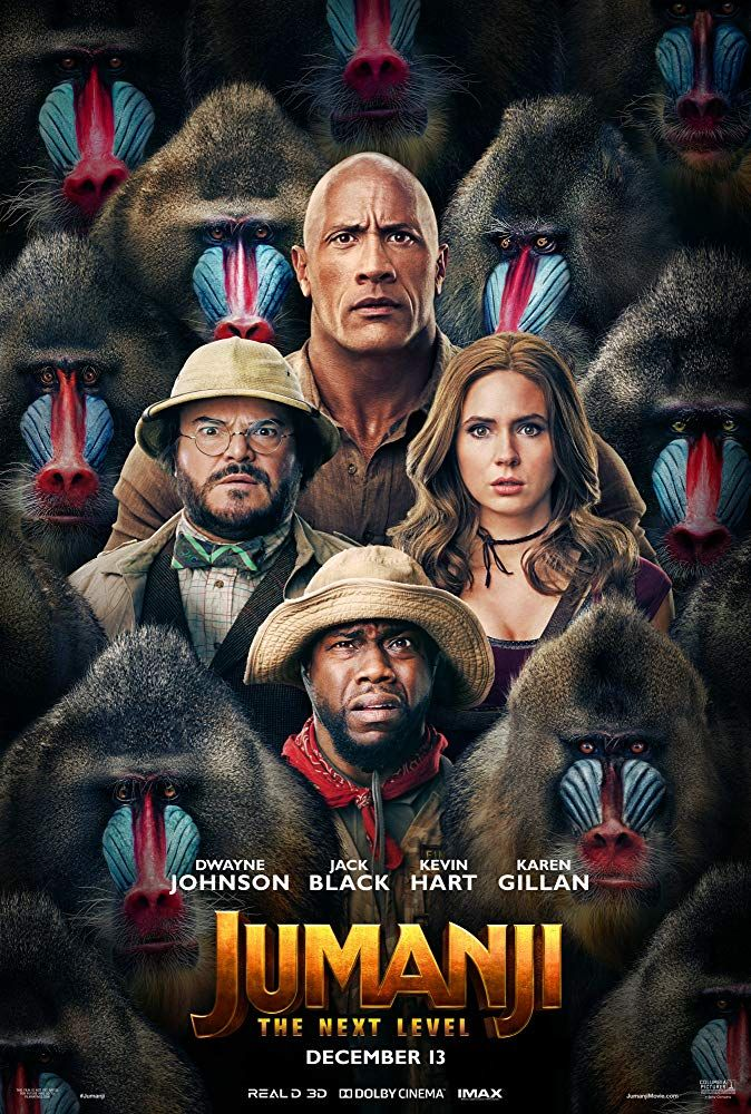 Jumanji The Next Level 2019 Dual Audio Hindi Cleaned 720p Hdcam Free Download Hd Latest Movie Free Movies Online Good Movies Full Movies Free