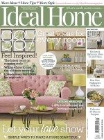 Pink and taupe living room | Decorating | housetohome.co.uk