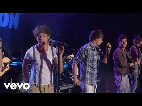 One Direction - More Than This (VEVO LIFT) - YouTube