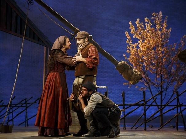 Fiddler On The Roof: Show Photos