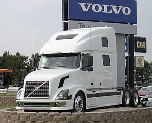 Truckers have long known the value of Volvo trucks and their reliability on the road.  With the company's headquarters in Sweden, they have manufacturing plants throughout the world.