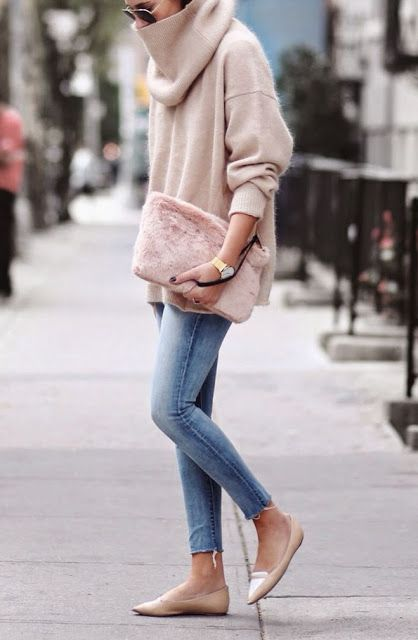 How to Wear Pale Neutrals