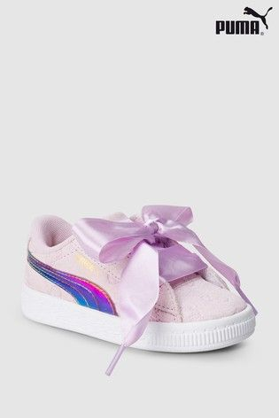 96fc2f9a8 Buy Puma® Pink Minions Suede Heart Unicorn from the Next UK online shop