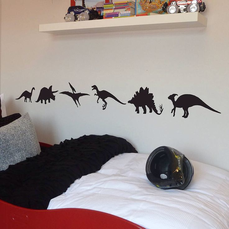 I ve just found Pack Of Six Dinosaurs Wall Stickers  Dinosaurs wall stickers. Best 25  Dinosaur wall stickers ideas on Pinterest   Dinosaur wall