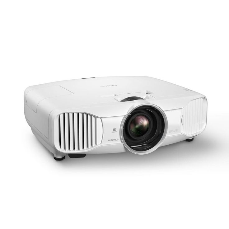 Epson EH-TW7200 3D HD Projector (Free 5 Year Warranty) - Winner of the What HiFi Projector of the year 2014
