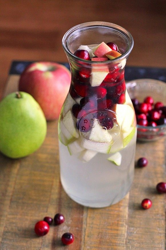 Non-Alcoholic Natural Calm Sangria - In Sonnet's Kitchen