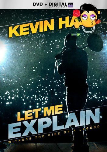 """#spring2018 #KEVIN #HART: LET ME EXPLAIN captures the laughter, energy and mayhem from Hart's 2012 """"Let Me Explain"""" concert tour, which spanned 10 countries and 8..."""