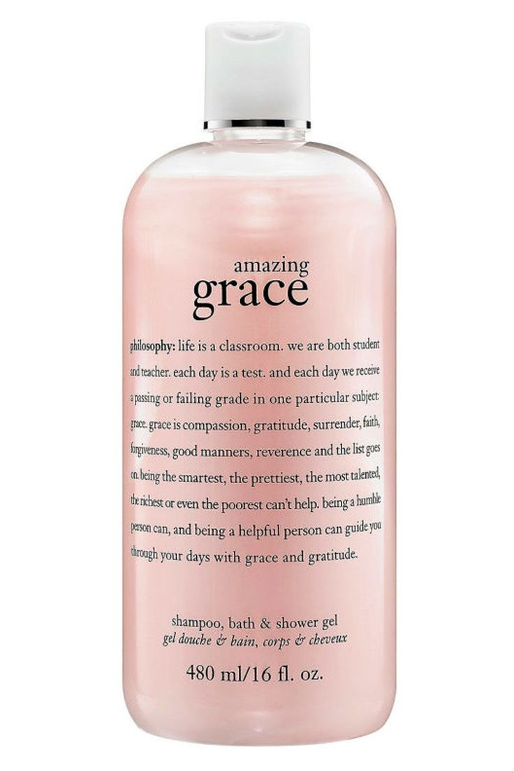 The five best bubble baths, ranked. They're so soothing, you won't want to leave the tub.  Philosophy Amazing Grace Milk-Based Shampoo, Bath & Shower Gel, $24; nordstrom.com