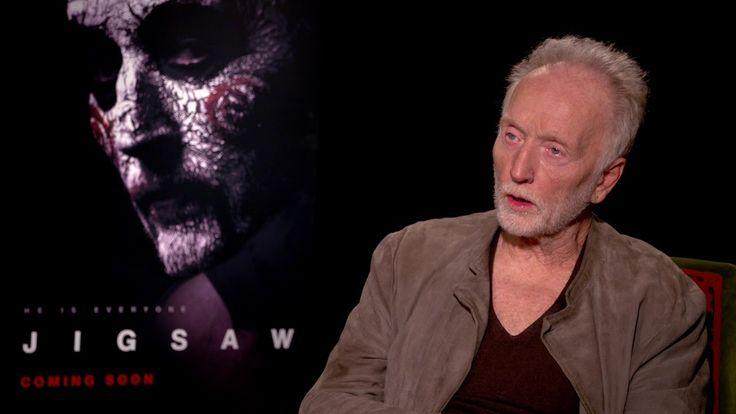 Tobin Bell on violence, humanity, favorite horror villains and Jigsaw