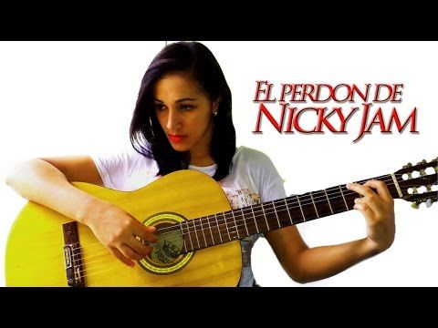 El perdon - Nicky Jam ft. Enrique Iglesia. (by Rose Abreu) - YouTube