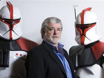 9. George Lucas—90 MillionBillion Dollar, De Stars, Birthday George, Star Wars, Stars Wars, Buy Lucasfilm, Disney Buy, George Lucas90, Starwars