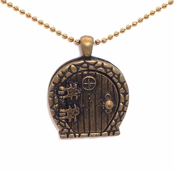 Hobbit Door Locket