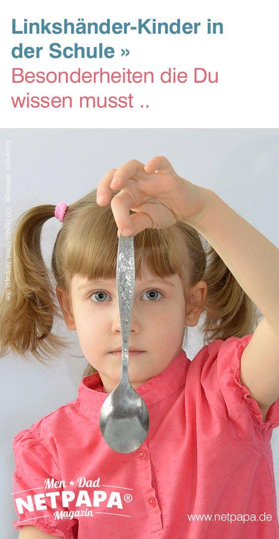Linkshänder-Kinder in der Schule » Besonderheiten die Du wissen musst   Wie Linkshänder Kinder schreiben lernen und richtig gefördert werden..