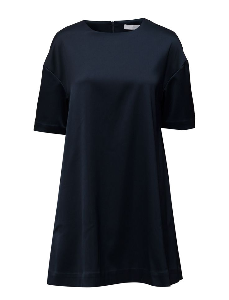 DAY - 2ND Mood Concealed back zip closure Loose fit Stretch fabric Simple and innovative