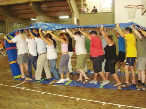 Alquiler de Juegos - Oruga Eventos recreativos, campamentos